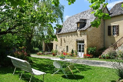 Chambres d'hôtes La grange de la Bonaurie