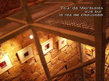 La Tour de Montsalès, OFFICE DE TOURISME DE VILLENEUVE D'AVEYRON