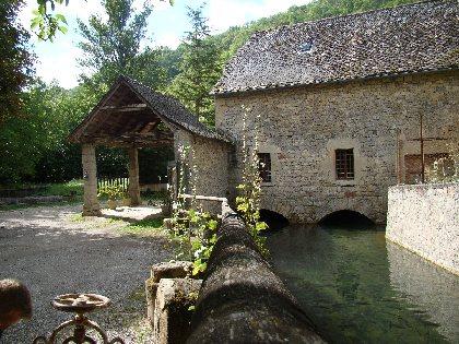 Pêche au Moulin de Gourjan