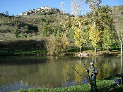 Pêche à la Frégière
