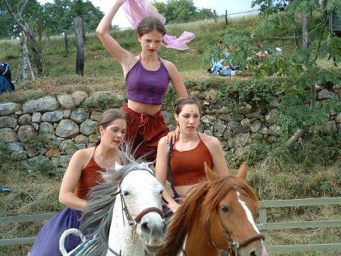 Ferme Equestre du Badour - Equi'teenager