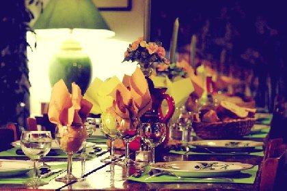 Table Ferme Auberge de Quiers, Ferme Auberge de Quiers