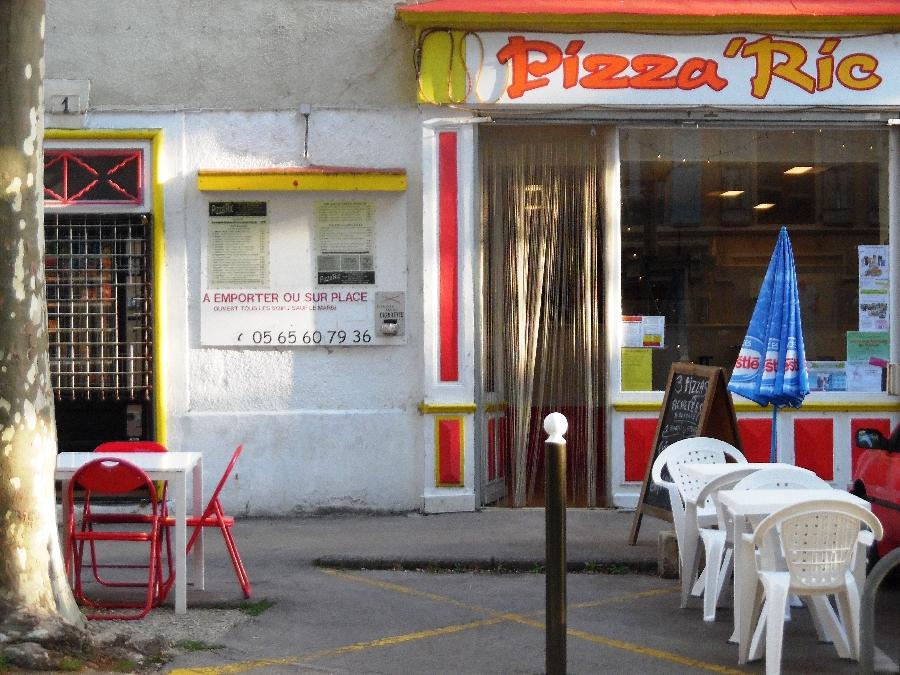 Pizza Ric (Informations 2020 non communiquées)