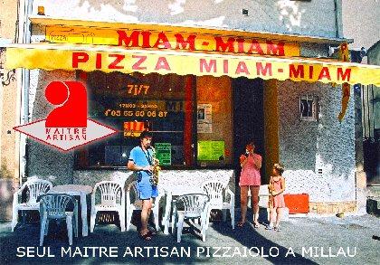 A La Pizza Miam Miam , A La Pizza Miam Miam