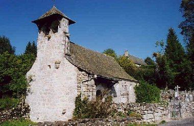 Chapelle de Mels, Office de tourisme Argences en Aubrac