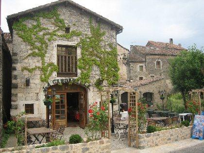 Auberge La Cardabelle (Ste-Eulalie de Cernon), OFFICE DE TOURISME LARZAC TEMPLIER CAUSSES ET VALLEES