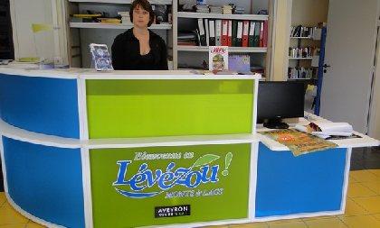 Office de Tourisme Pareloup Lévézou - Bureau d'Information Touristique de Villefranche-de-Panat, OFFICE DE TOURISME DE PARELOUP LEVEZOU