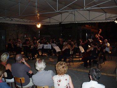 Concert de l'Académie