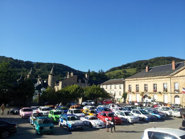 Course de Côte automobile régionale