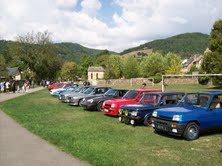 11ème Balade de véhicules historiques