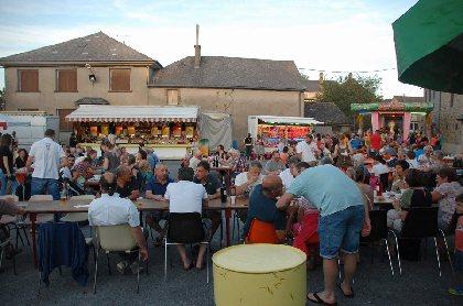 Fête Votive à St Jean-Delnous