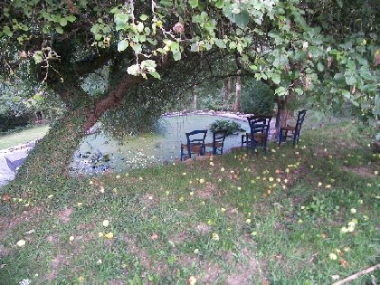 Jardin des enclos