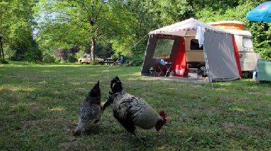Camping La Diège, OFFICE DE TOURISME DE CAPDENAC (BUREAU DE L'OT DU PAYS DE FIGEAC)