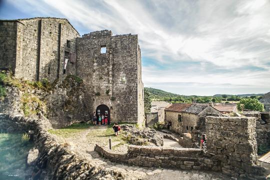 Château Templier de la Couvertoirade
