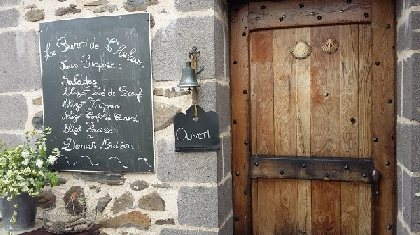 Restaurant Buron de l'Aubrac
