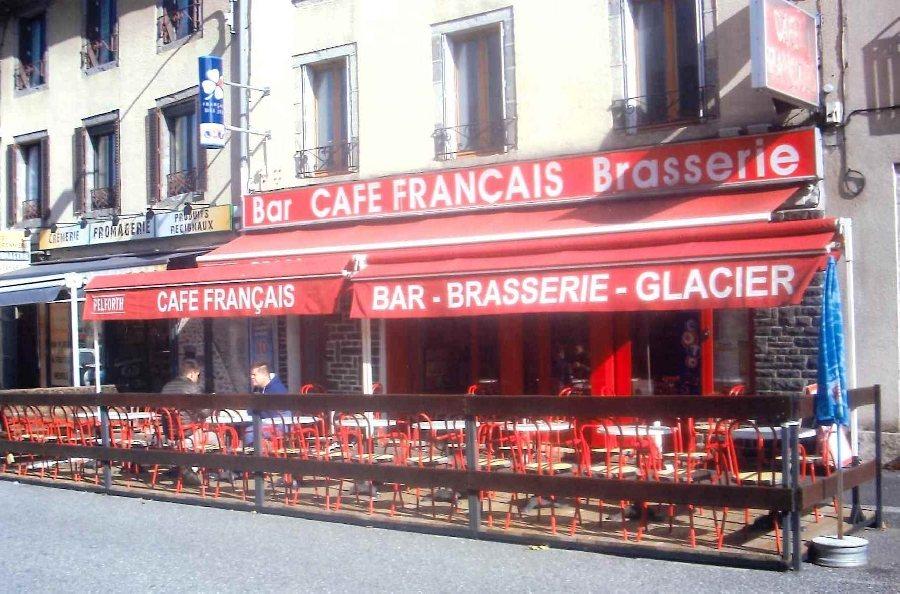 Caf fran ais laguiole restaurant tourisme aveyron - Office du tourisme laguiole ...