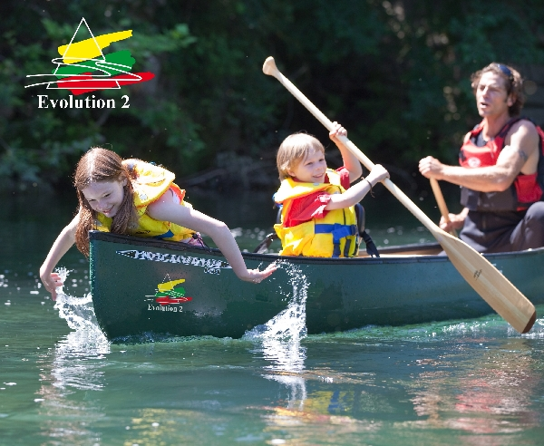Evolution 2 - Canoe