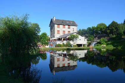 AUBERGE DU MOULIN RESTAURANT, OFFICE DE TOURISME DE LAGUIOLE