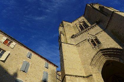 Collégiale Notre Dame, OFFICE DE TOURISME REGIONAL DE VILLEFRANCHE DE ROUERGUE