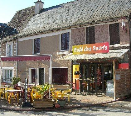Café des Sports, CAFE DES SPORTS