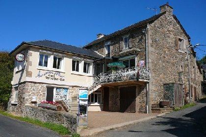 Hôtel-Restaurant  Aux Sources du Viaur, OFFICE DE TOURISME DE PARELOUP LEVEZOU