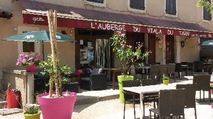 Auberge, restaurant, bar l'Auberge du Viala-du-Tarn