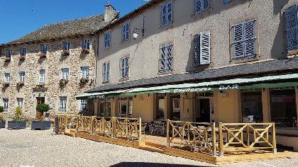 Bar Restaurant Les Voyageurs, OFFICE DE TOURISME DU NAUCELLOIS