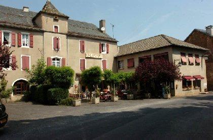 Restaurant le Relais du Bois du Four, OFFICE DE TOURISME DE PARELOUP LEVEZOU