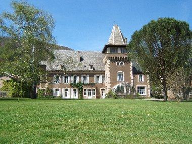 Château de Viviez, Syndicat d'initiative d'Aubin