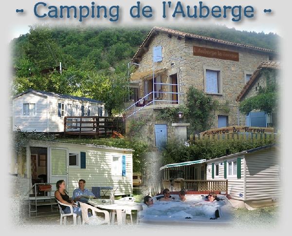 Camping de L' Auberge (Informations 2020 non communiquées)