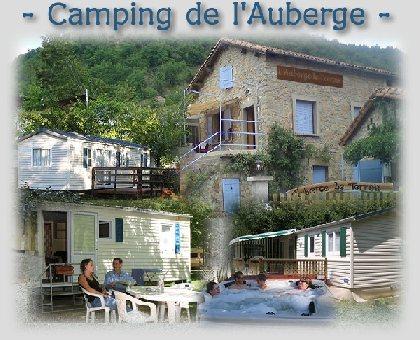 Camping de L' Auberge (Infos 2019 non communiquées)