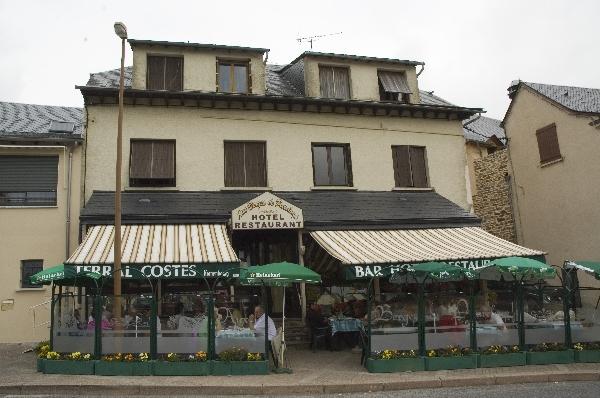Restaurant Aux Berges de Pareloup