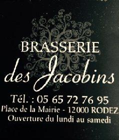 Brasserie Les Jacobins, OFFICE DE TOURISME DU GRAND RODEZ