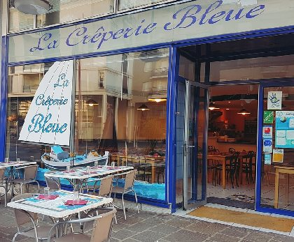 LA CREPERIE BLEUE, OFFICE DE TOURISME DU GRAND RODEZ