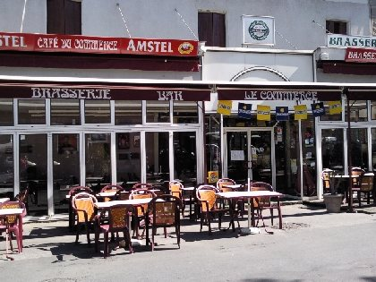 Brasserie Le Commerce, OFFICE DE TOURISME DU CANTON D'ESPALION