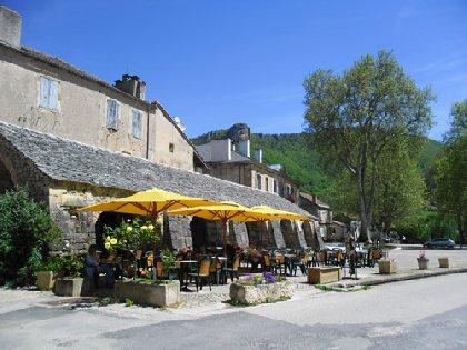 Café des Halles, OFFICE DE TOURISME DE NANT