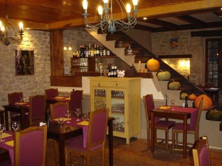 Restaurant L'Auberge du Pont de Paul Bougerol