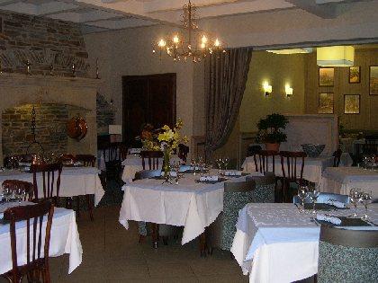 Aux Armes d'Estaing - Salle de restaurant, Hotel Restaurant Aux Armes d'Estaing