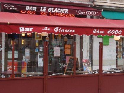 Bar Le Glacier Chez Coco, Bar Le Glacier Chez Coco