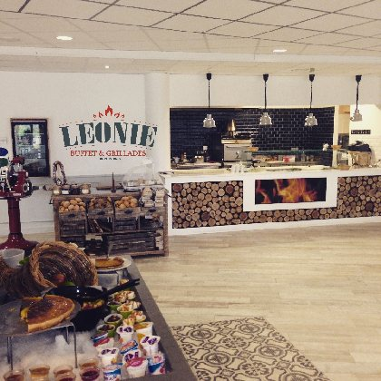Léonie - Buffet et grillades
