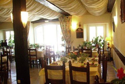 Salle restaurant des Barrages, Restaurant des Barrages