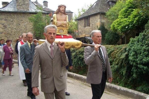 Fête et procession de la Ste Épine
