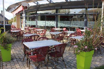 Restaurant La Rotonde, OFFICE DE TOURISME DE BOZOULS