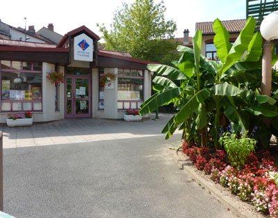 Pavillon d'accueil, OFFICE DE TOURISME DE DECAZEVILLE