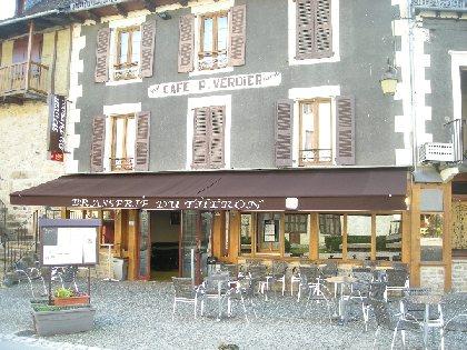 Brasserie du Théron, OFFICE DE TOURISME DU CANTON D'ESPALION