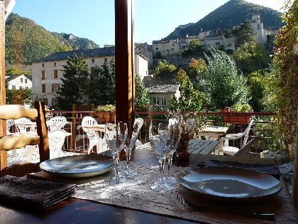 HOTEL DOUSSIERE - RESTAURANT L'ALICANTA, OFFICE DE TOURISME DE MILLAU
