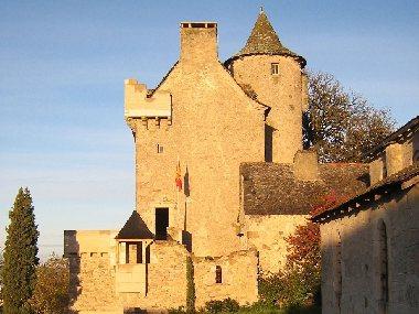 Le Château de Lunac, Mme REVALOR