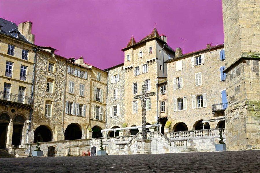 Le dali 39 s villefranche de rouergue restaurant tourisme aveyron - Office de tourisme villefranche de rouergue ...