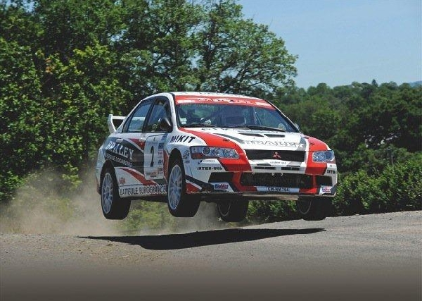 39ème Rallye automobile régional de St Geniez d'Olt