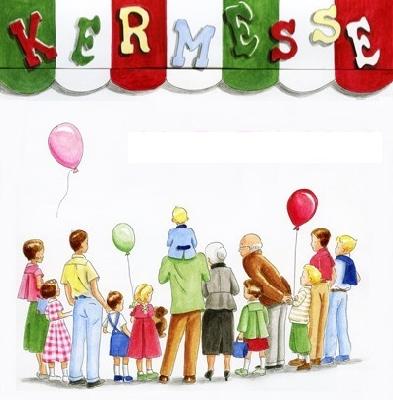 Kermesse de l'école Les Marmousets